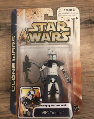 Star Wars Clone Wars Trooper #43 Action Figure