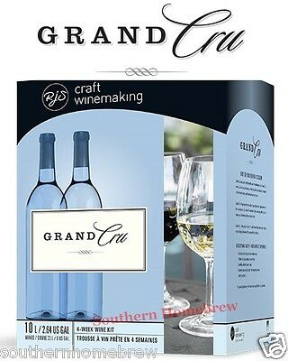 - RJ Spagnols Grand Cru Sangiovese Merlot Wine Making Kit