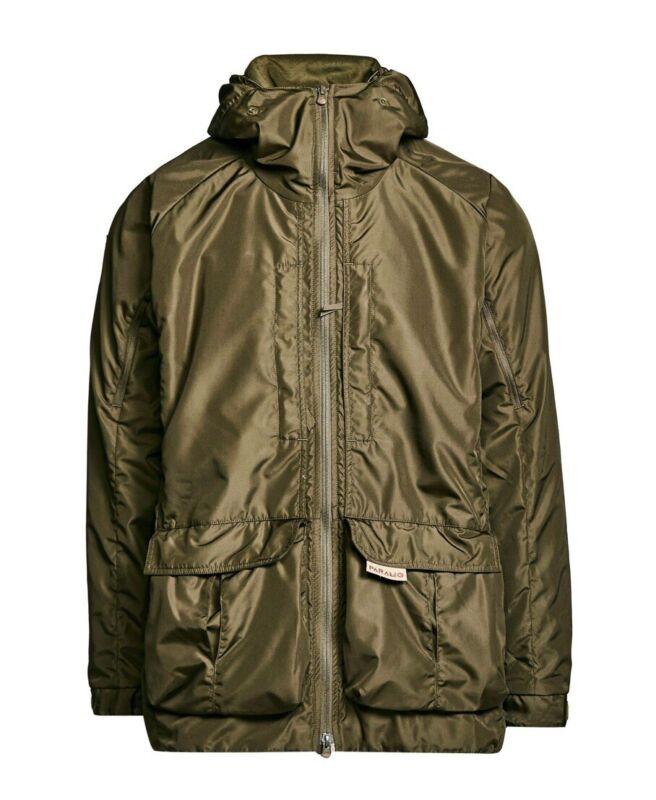 Paramo Pajaro Men's Waterproof Jacket - Size Large - Colour Moss