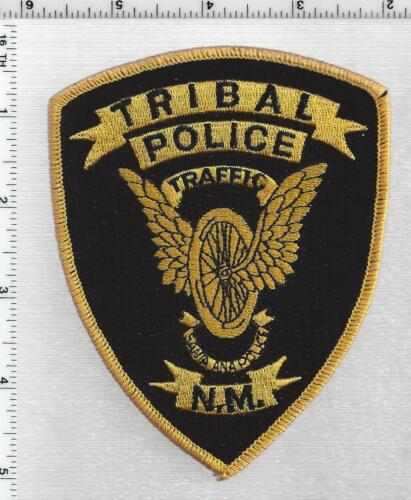 Santa Ana Tribal Police (New Mexico) 1st Issue Traffic Shoulder Patch