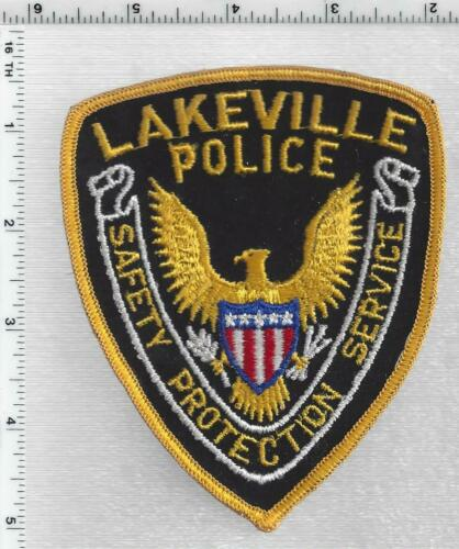 Lakeville Police (Minnesota) 1st Issue Shoulder Patch