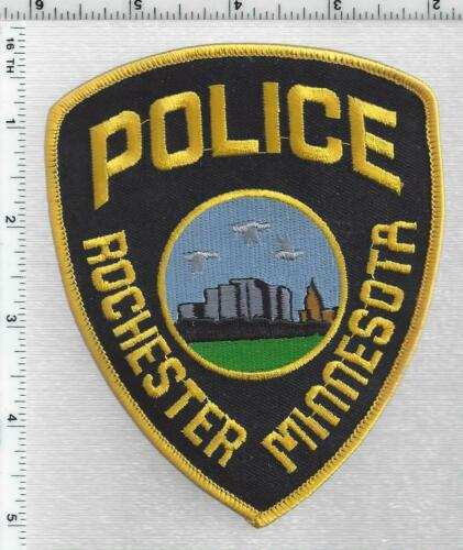 Rochester Police (Minnesota) 3rd Issue Shoulder patch