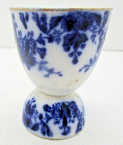 Osborne Flow Blue Egg Cup By Ridgways