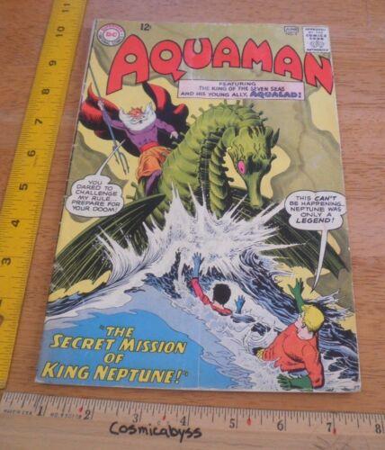 Aquaman 9 comic VG 1960
