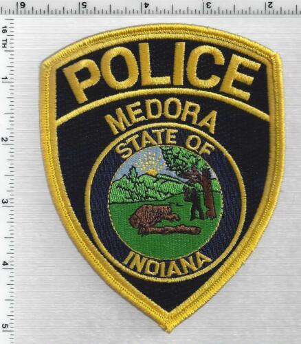 Medora Police (Indiana) 1st Issue Shoulder Patch
