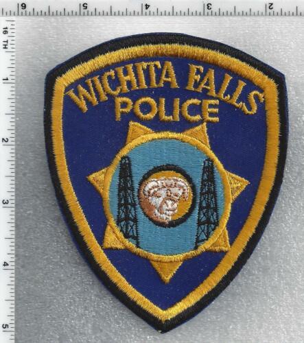 Wichita Falls Police (Kansas) 1st Issue Shoulder Patch