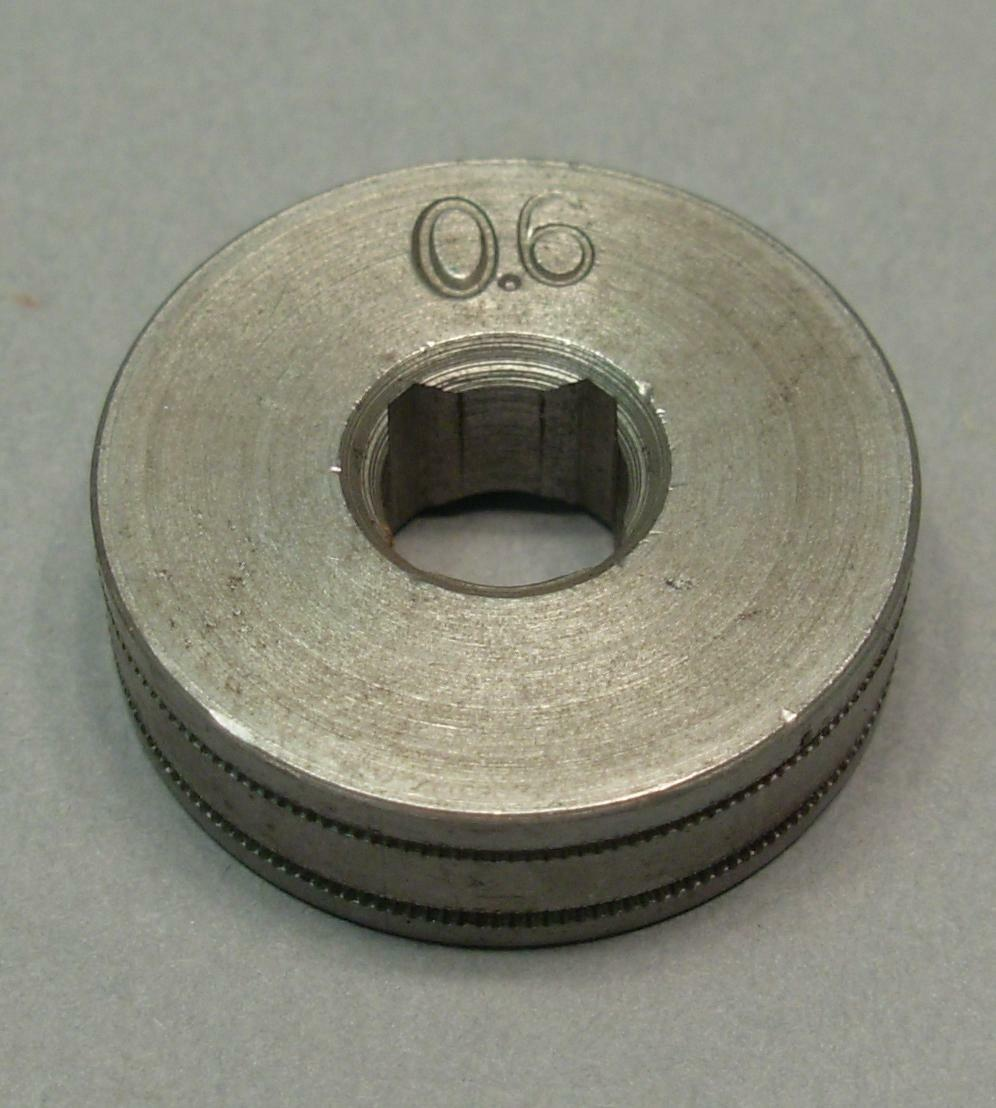 Chicago Electric Mig Welder Wire Feed Drive Roller Roll Parts