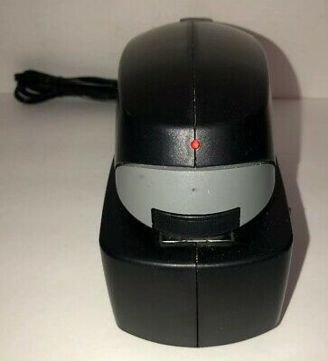 Office Max Heavy Duty Electric Stapler Om97046-tested-rare-ships N 24 Hours