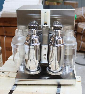 Bubble Boba Milk Tea Shaker Shaking Machine Mixer Auto Control Mixer-blender