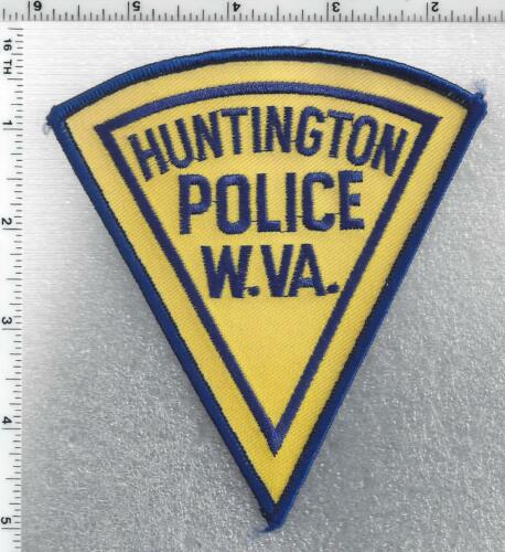 Huntington Police (West Virginia) 4th Issue Shoulder Patch