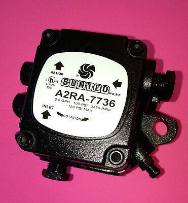 Suntec A2ra-7736 New Omni Clean Burn Reznor Waste Oil Burner Pump New