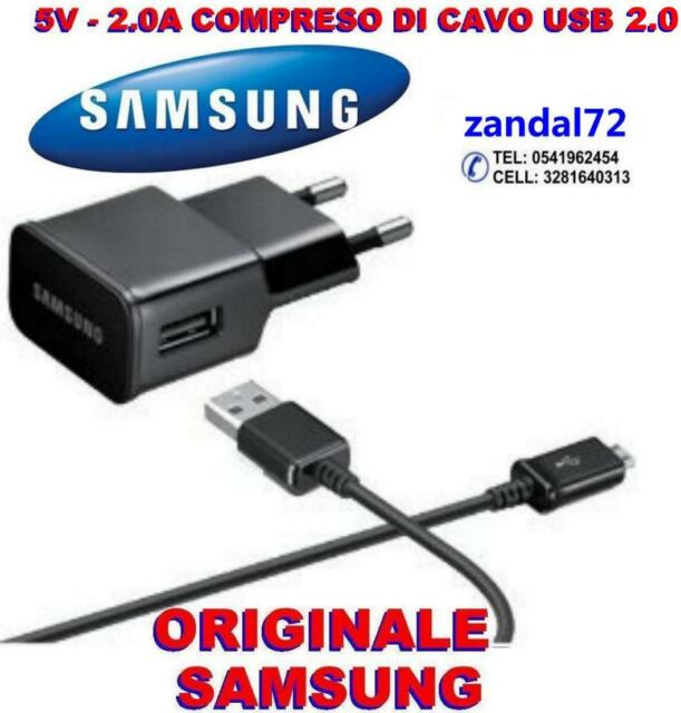 CHARGER + USB 2.0 CABLE SAMSUNG ORIGINAL GALAXY S4 I9500 ETA-U90EWE N