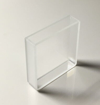 Customized Glass Large Cuvetteod555429 Mmthickness 2mmlight Path 25mm66ml