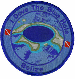 Belize-I-Dove-The-Blue-Hole-Scuba-Diving-Patch