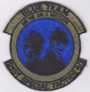 Special Tactics Patch