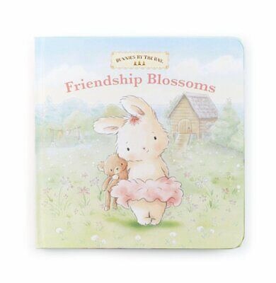 NEW Bunnies by the Bay Friendship Blossoms Board Book