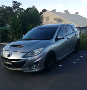 Mazda 3 MPS  East Corrimal Wollongong Area Preview