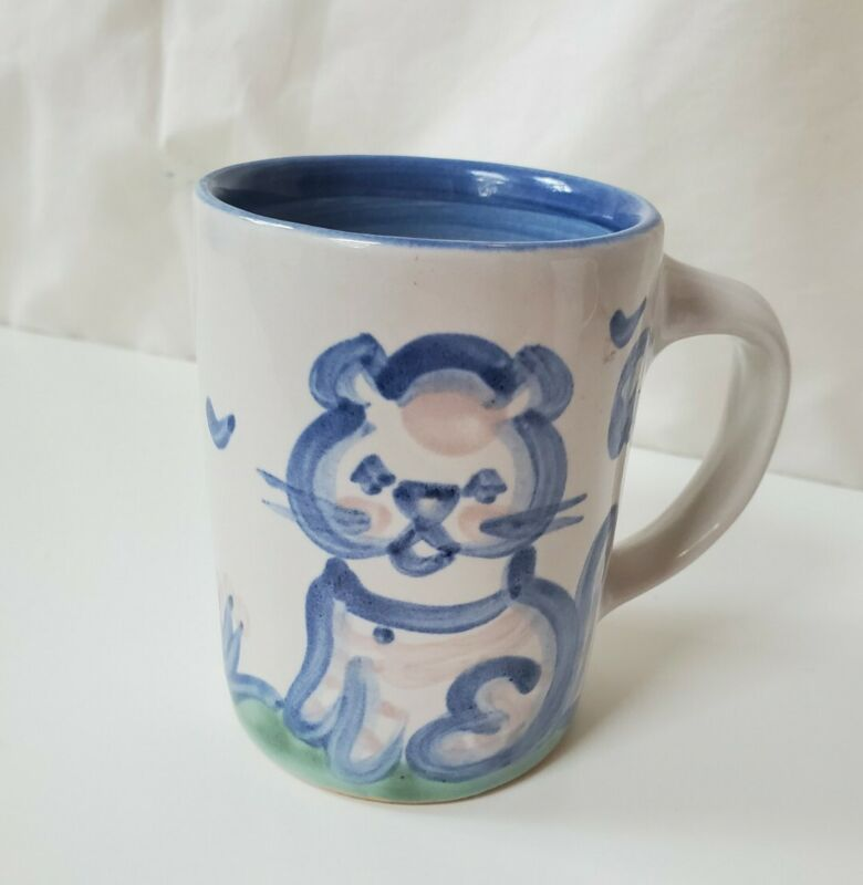 M A Hadley Cat Mug