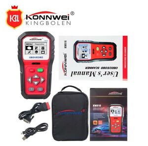 KONNWEI OBD2 Car Diagnostic Scanner Tool, Universal Code Reader Hallam Casey Area Preview