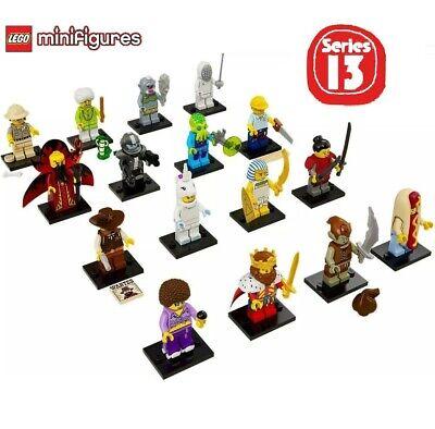 LEGO 71008 Series 13 Complete Set of 16 Minifigures - Hot Dog Unicorn (SEALED)