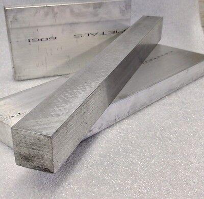 Aluminum 6061 Square 1 X 1 X 12