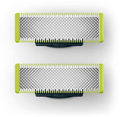 Philips QP22050 OneBlade Ersatzklingen 2-er Set Ersatzklinge für alle OneBlade