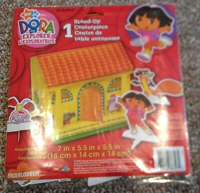 NEW Dora The Explorer - STAND UP CENTERPIECE - Party Supply Decorations Birthday