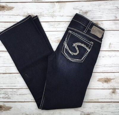 Low Rise Bootcut Womens Jeans - Womens Silver Jeans Low Rise Tuesday Bootcut Stretch Jean 26 30 31 PLUS 18 16