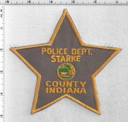 Starke County Police (Indiana) 1st Issue Shoulder Patch