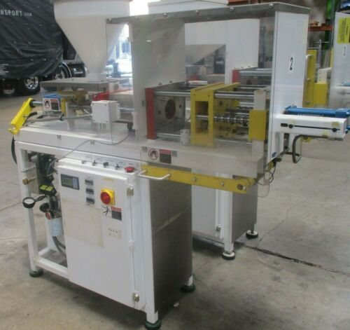 LATE MODEL LAB / SMALL PLASTIC INJECTION MOLDING MACHINE / SUPER CLEAN!!