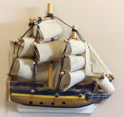 Lovely Sailing Fridge Magnet