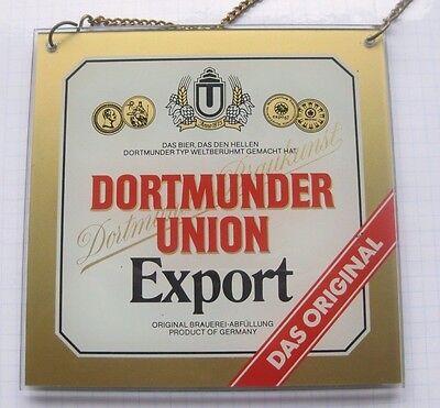 DORTMUNDER UNION / EXPORT / DORTMUND............ ZHS / Zapfhahnschild (87)