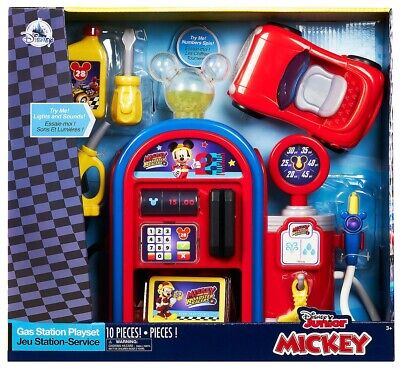 Disney Mickey Mouse Clubhouse Gas Station Exclusive