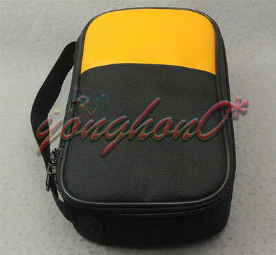 Soft Carrying Casebag For Fluke 87v 28ii 27ii 88v 1621 287 289 187 189 279