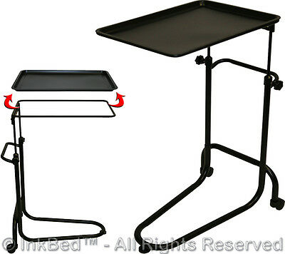 New Inkbed Tattoo Mayo Style Black Steel Removable Tray Ink Bed Studio Equipment