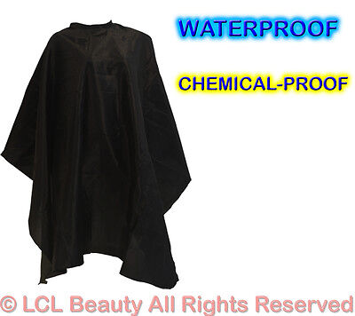 Large Deluxe Chemical Water Proof Multipurpose Barber Salon Styling Cutting Cape