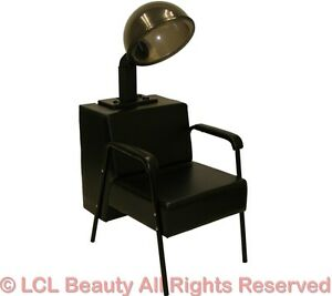 Hooded Hair Dryer Chair Extra Hot Air Condition Barber ...
