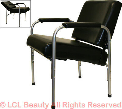 Shampoo Chair Auto Recline Reclining Hair Styling Barber Beauty Salon Equipment