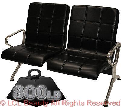 Reception Waiting Room Chair Heavy Duty Salon Bench Busin...