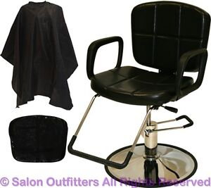 Hydraulic Reclining Barber or Recline Shampoo Chair Beauty Hair Salon Equipment