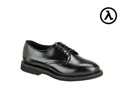 THOROGOOD UNIFORM USA MADE CLASSIC LEATHER OXFORD SHOES 834-6027 - ALL SIZES ()
