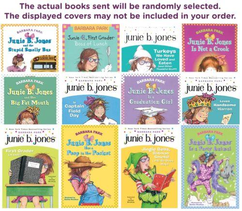 Five-pack Bundle / Lot Of Junie B Jones - Paperbacks - Barbara Park