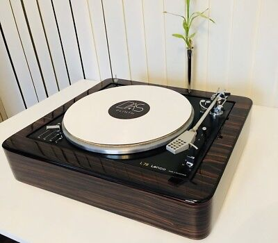 Lenco L75 / L78 Piano Makassar Plinth Zarge (without turntable!) online kaufen