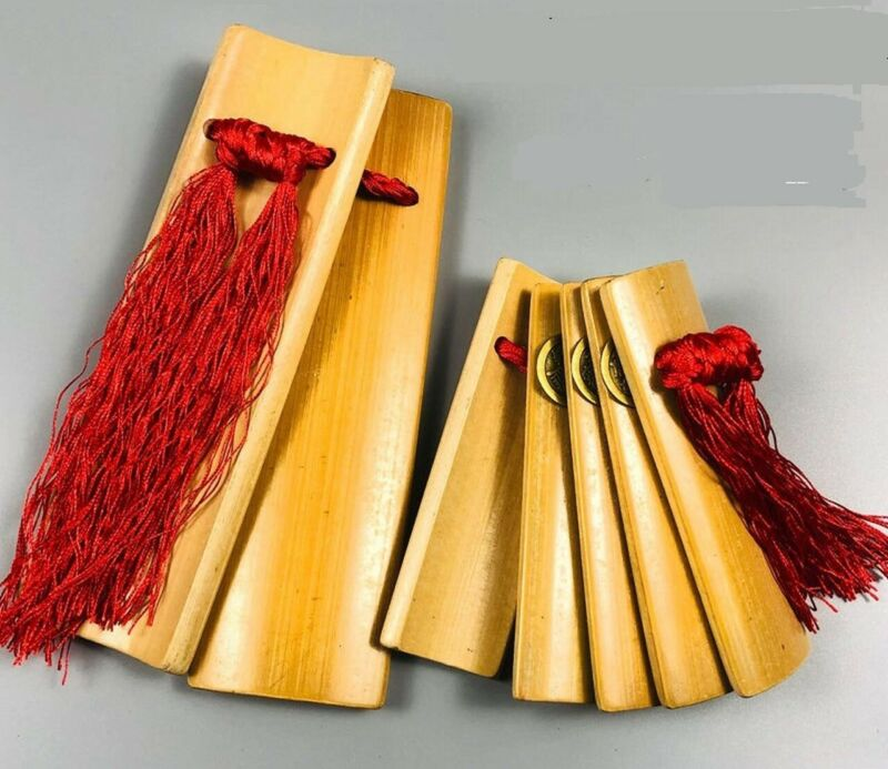 Professional Bamboo musical instrument Kuai Ban Allegro