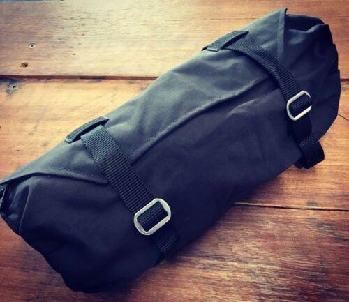 Oilskin Horse Riding Trail Saddle Bag Motorbike Pack Coat Bag Waterproof