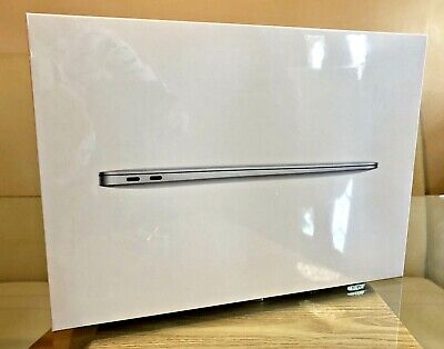 "Apple MacBook Air 13.3"" Intel Core i3 10th Gen.256GB SILVER 2020 UK NEW SEALED!!"