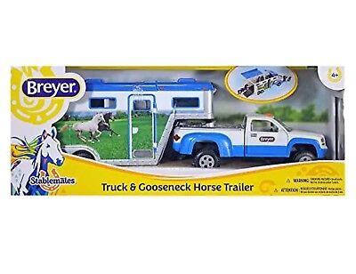 Breyer Breyer Truck & Gooseneck Trailer Stablemates Scale 1:32