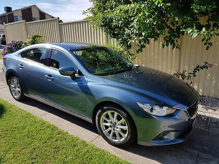 2013 Mazda 6 Touring 6C Turbo Diesel Endeavour Hills Casey Area Preview