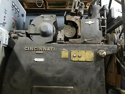 Cincinnati 0 Centerless Grinding Machine