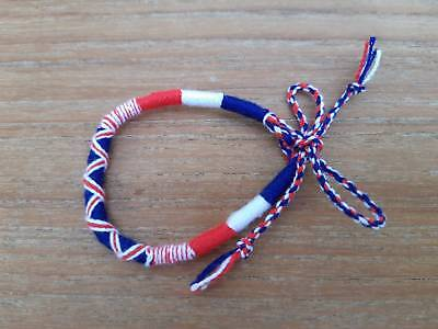 Kids Friendship Bracelets (Friendship Bracelet for Kids Women Surfer Handmade Adjustable Woven Thread 6